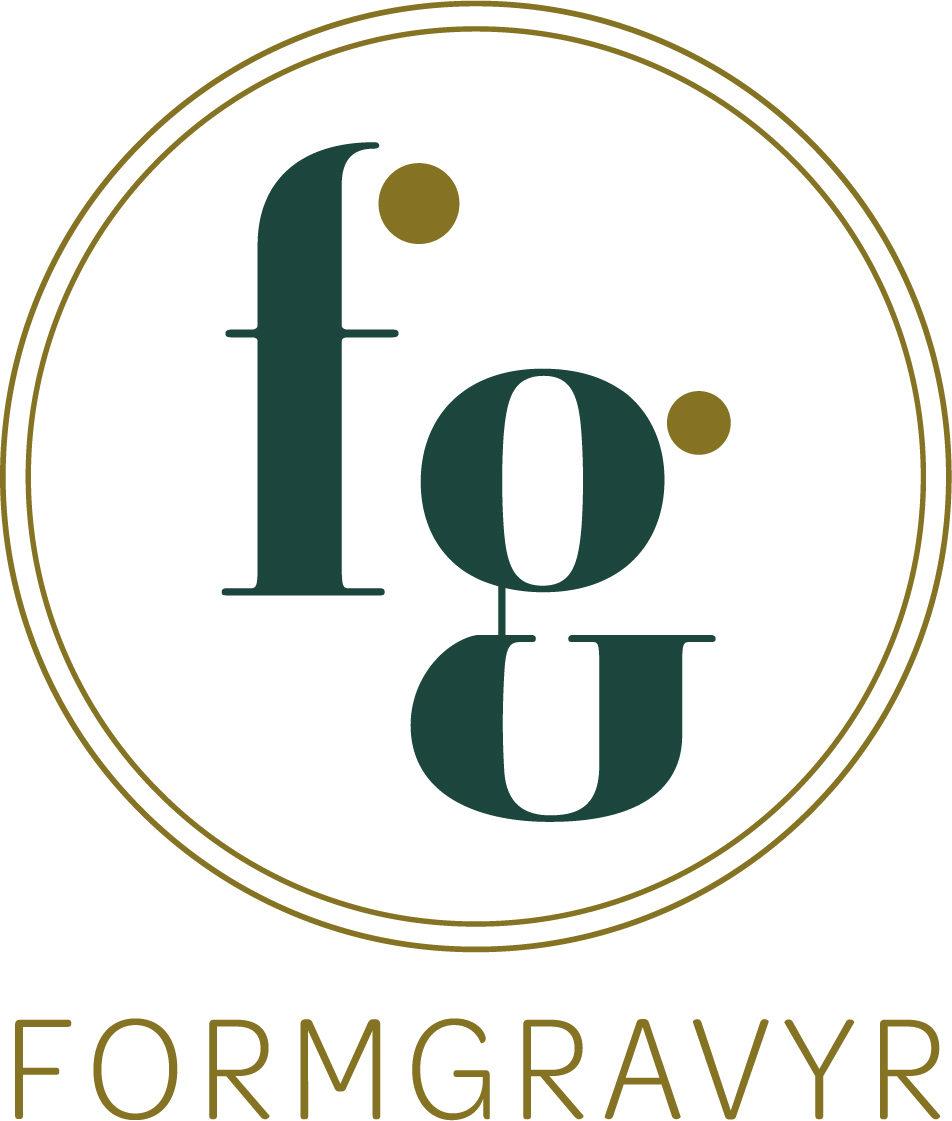 Formgravyr